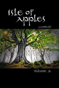 Isle of Apples Kindle Cover